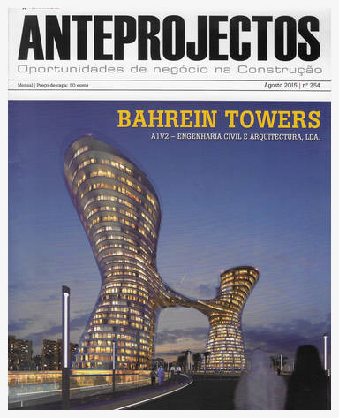 REVISTA ANTEPROJECTOS