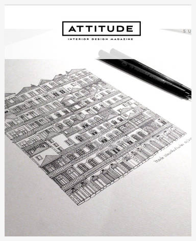 ATTITUDE Interior Design Magazine